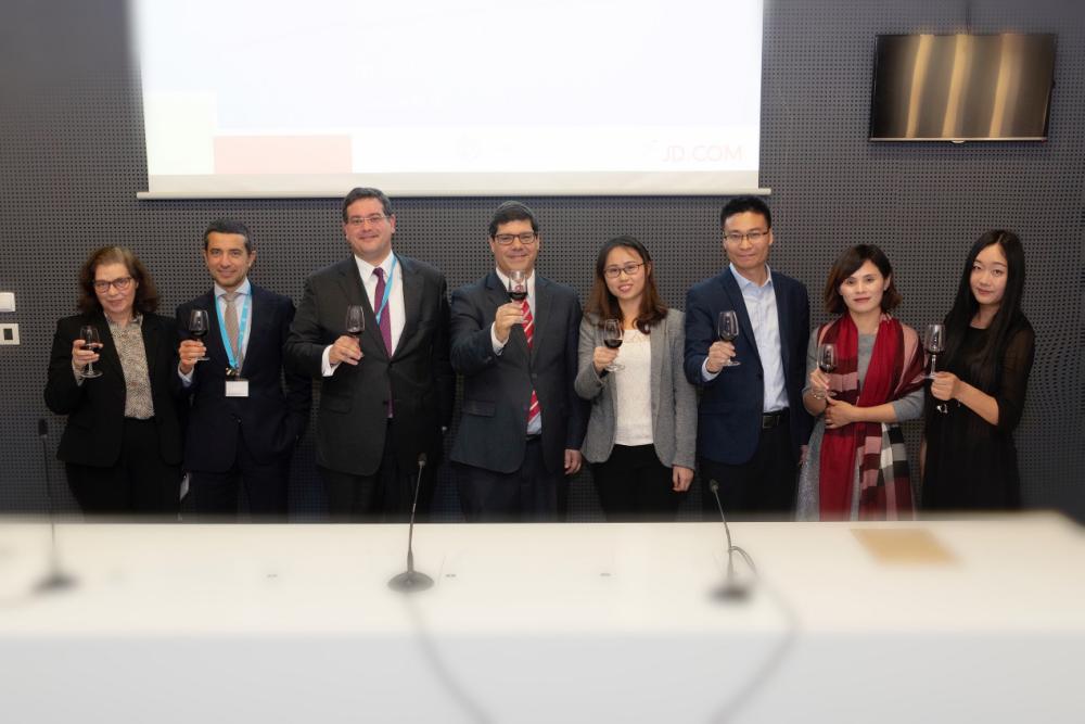 京东与葡萄牙战略签约,京东葡萄酒全球产区联盟带您品味世界-酒业时报-WineTimes中文网